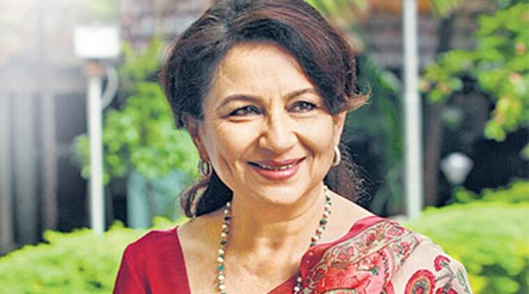 Sharmila Tagore, Sharmila Tagore films, Sharmila Tagore CBFC, Sharmila Tagore awards, Sharmila Tagore jio mami, Sharmila Tagore videos, Sharmila Tagore on Bollywood, Indian express news