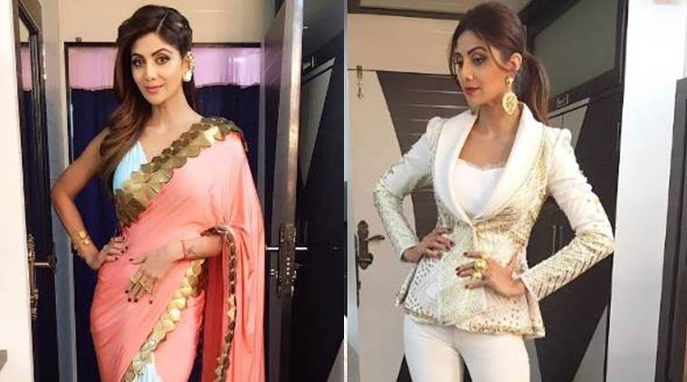 Shilpa Shetty's style game is getting stronger with each passing day.