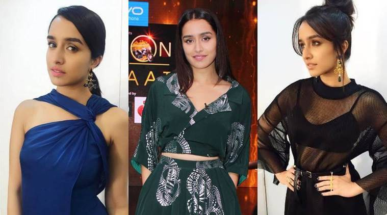 Shraddha Kapoor's been spotted trying different trends during Rock On 2 promotions.