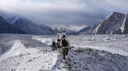 Siachen civilian trek gives a taste of what our bravest soldiers go through in the world's highestbattlefield