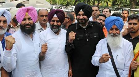 Jalandhar demolition drive: It's Pargat Singh vs Congress,again
