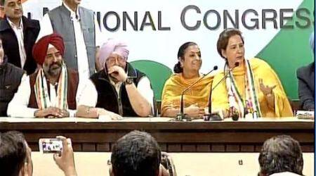 Navjot Sidhu's wife joins Congress, says it's the only platform for a stable govt in Punjab
