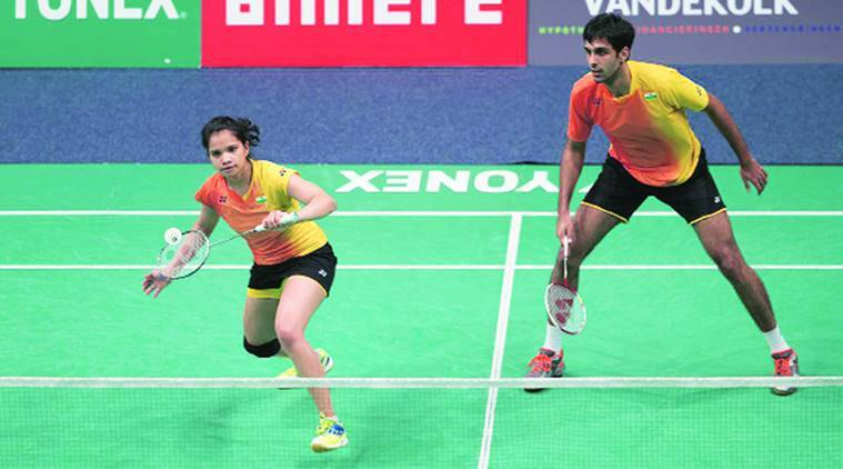Pranaav Jerry Chopra, N Sikki Reddy, Scottish Open Grand Prix, Scotland badminton, badminton india, sports news