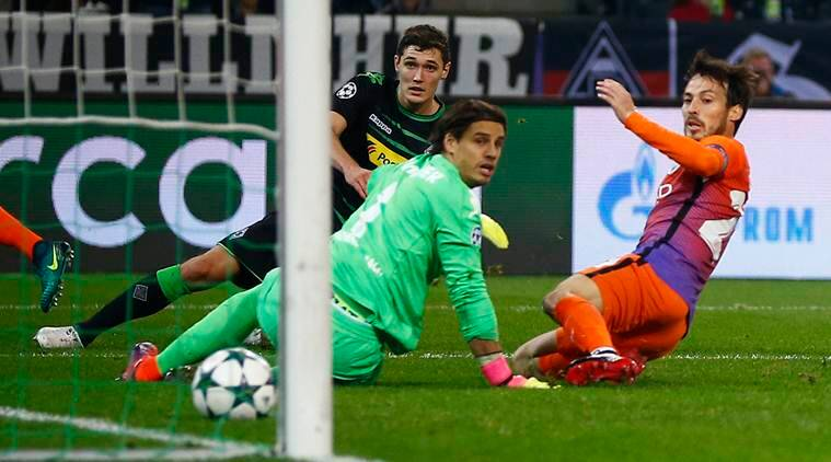 Champions League, UEFA Champions League, Manchester City, Borussia Moenchengladbach, Manchester City vs Moenchengladbach, Man City Moenchengladbach score, football scores, football news, sports news