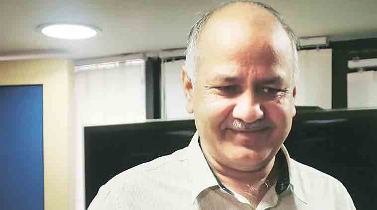 Manish Sisodia, Patparganj, civil works, construction of drains, streets, contractors, news, latest news, India news, national news