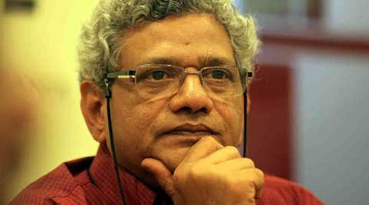 Sitaram Yechury, CPI(M), Ummer Fayaz, Lt Ummer Fayaz, Ummer Fayaz killing, young army officer killing, army officer killing, shopian army officer killing, national conference, india news, latest news, indian express