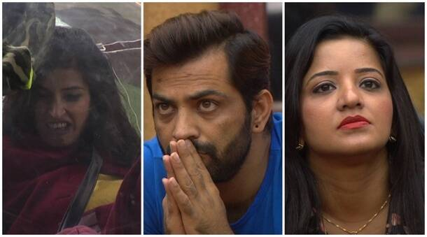Bigg Boss 10 highlights, bigg boss 10 yesterday episode, Priyanka Jagga Manoj Punjabi, manoj monalisa relationship