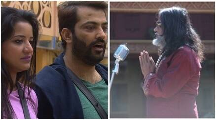 Bigg Boss 10 highlights, Bigg boss 10 yesterday episode, bigg boss 10 swami om, swami om mona lisa bigg boss 10.