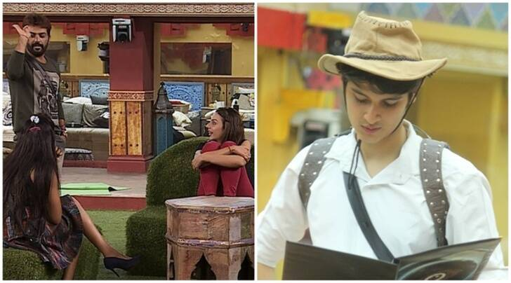 Bigg Boss 10 highlights, Bigg Boss 10 yesterday episode, manoj punjabi lopamudra secret task, manoj punjabi blames lopamudra, lopamudra bigg boss 10