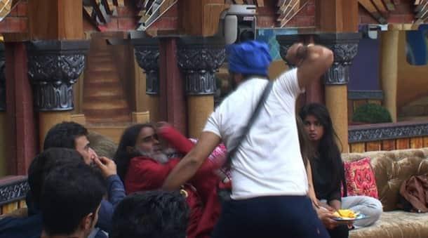 Bigg Boss 10 highlights, Manoj-Swami Om fight,