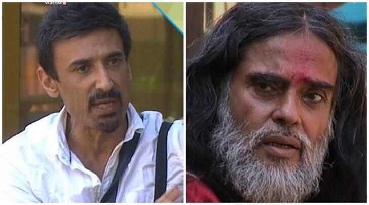 Bigg Boss 10 highlights, Bigg Boss 10 yesterday episode, rahul dev swami om bigg boss 10, swami om bigg boss 10, rahul dev bigg boss 10