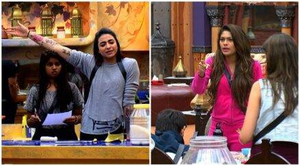 Bigg Boss 10 highlights, Bigg boss 10 yesterday episode, lopa bani fight bigg boss 10