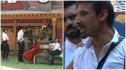 Bigg Boss 10 highlights, Bigg Boss 10 yesterday episode, swami om rahul dev fight bigg boss 10, rahul dev bigg boss 10, swami om bigg boss 10