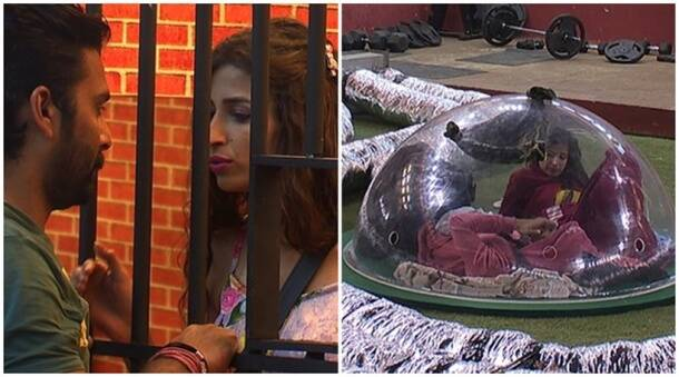 Bigg Boss 10 highlights, bigg boss 10 yesterday episode, Priyanka Jagga Manoj Punjabi, Priyanka monalisa