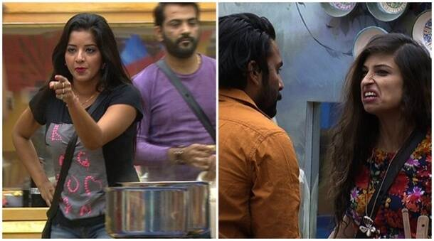 bigg boss 10 highlights, bigg boss highlights, priyanka jagga monalisa fight, manoj priyanka jagga, priyanka jagga strategy