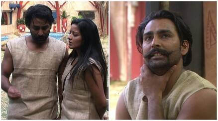 Bigg Boss highlights, big boss yesterday episode, Manveer monalisa bigg boss 10, manveer bigg boss
