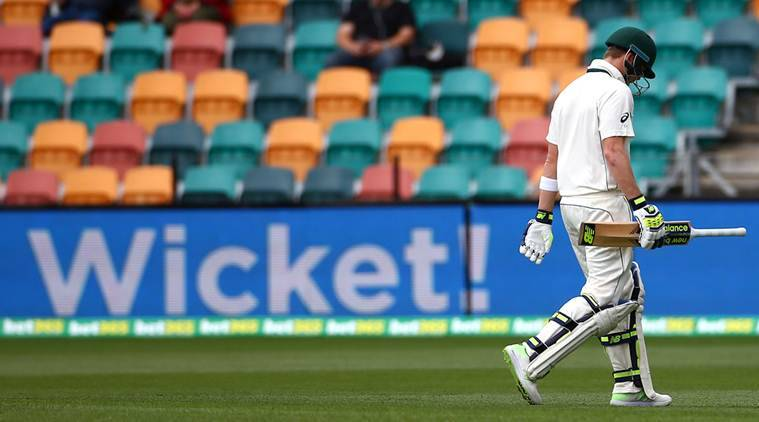 Steve Smith, australia, australian cricket team, south africa, south africa cricket team, australia vs south africa, aus vs sa, aus sa test series, aus sa hobart test, cricket, cricket news, sports, sports news