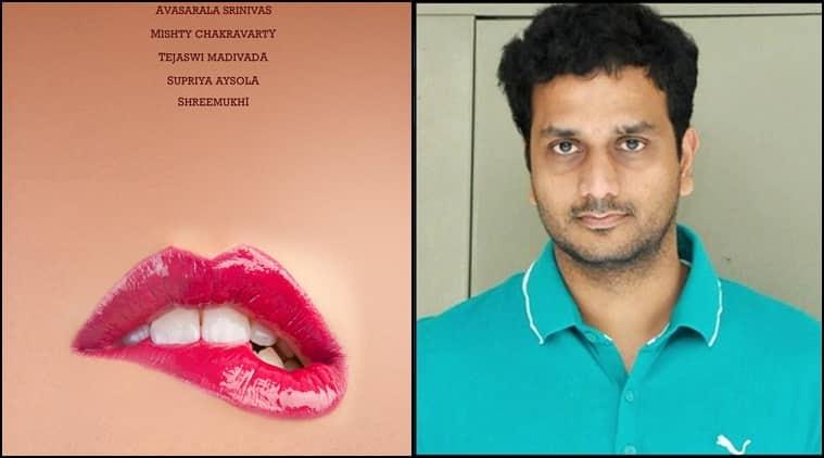 Avasarala Srinivas Adult Movie Soggadu Pre Look surprised