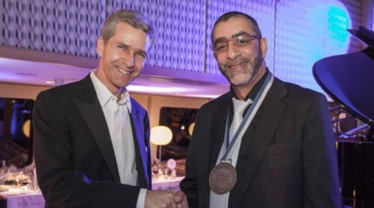 South Africa, Indian-origin man, Global Citizen Award, Imtiaz Sooliman, indian-origin humanitarian, 10th annual Global Residence and Citizenship Conference, london, Gift of the Givers Foundation, india news, indian express