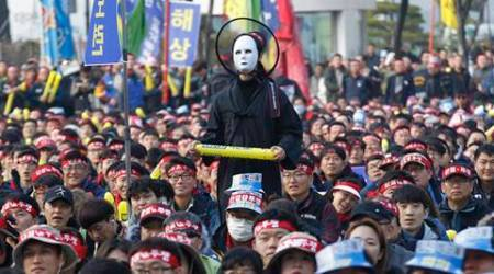 south korea, south korea prime minister, south korea controversy, south korea protests, Park south korea, world news