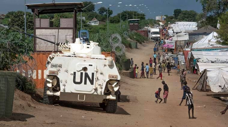 south sudan, sudan war, indian peacekeepers south sudan, un south sudan, world news