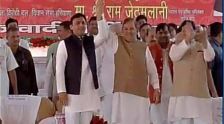 samajwadi party, SP silver jubilee, akhilesh yadav, mulayam singh yadav, rajat jayanti samajwadi paty, uttar pradesh elections, up assembly election