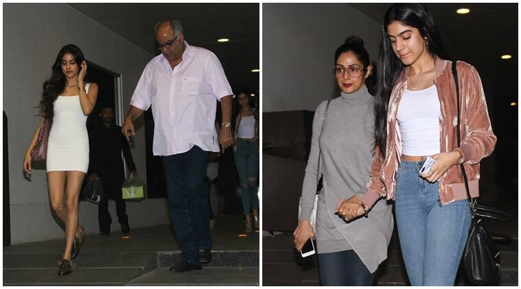 boney kapoor birthday, sridevi boney kapoor, sridevi daughters, boney kapoor birthday celebration, arjun kapoor birthday wish boneyt kapoor, arjun kapoor, arjun kapoor twitter, sridevi instagram, sridevi news, sridevi updates, arjun kapoor news, bollywood news, bollywood updates, entertainment news, indian express news, indian express