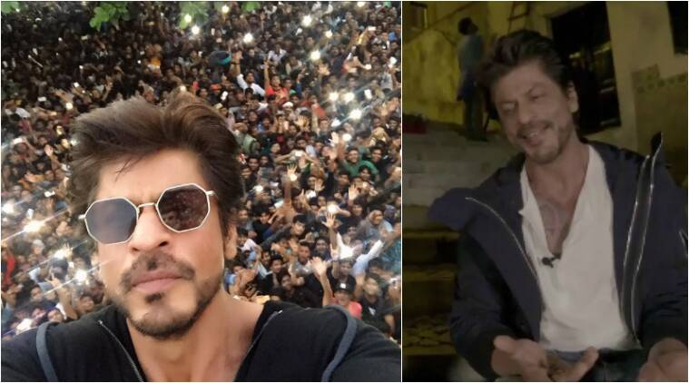 shah rukh khan birthday, srk bday, shah rukh bday, srk turns 51, shah rukh 51 bday, shah rukh thanks fans, shah rukh tweets, shah rukh anupama chopra, anupama chopra interview srk, srk birthday party, shah rukh birthday celebration, shah rukh gauri, shahrukh birthday, shahrukh bday, shahrukh karan johar, shah rukh news, shahrukh news, bollywood news, indian express, indian epxress news