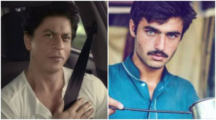 chaiwala, arshad khan, chaiwala news, chaiwala makeover, jiah ali, viral chaiwala photo, shah rukh khan, Shah Rukh Khan news, Shah Rukh Khan actor, Shah Rukh Khan chaiwala, chaiwala Shah Rukh Khan, Shah Rukh Khan twitter, entertainment news, indian express, indian express news