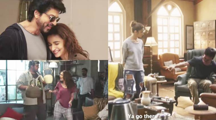 Dear Zindagi, Dear Zindagi making video, Shah Rukh Khan, Alia Bhatt, Dear Zindagi movie, Dear Zindagi cast