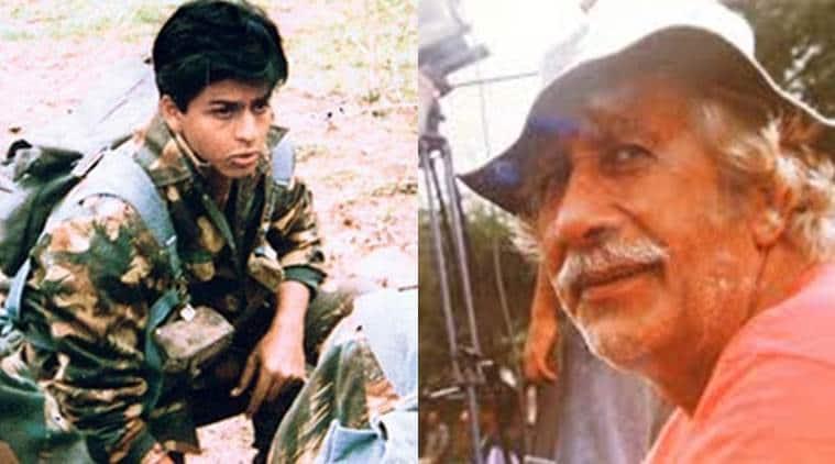 shah rukh khan, fauji, Col. Kapoor