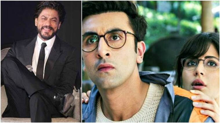 Shah Rukh khan Jagga jasoos, shah rukh khan ranbir kapoor jagga jasoos, anurag basu shah rukh khan jagga jasoos, shah rukh khan cameo in jagga jasoos, jagga jasoos release date, shah rukh khan cameo roles, shah rukh khan movies, shah rukh khan ranbir kapoor international project, ranbir kapoor movies, shah rukh khan upcoming movies, ranbir kapoor upcoming movies, bollywood news, bolywood updates, entertainment news, indian express news, indian express