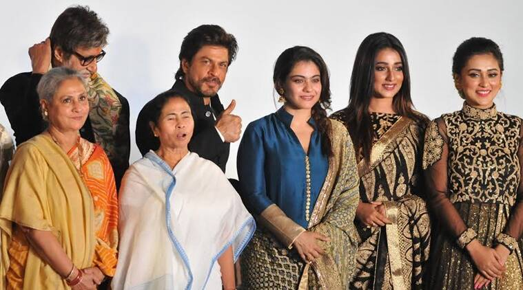 Shah Rukh Khan Bengali speech, Shah rukh khan Kolkata International Film Festival, Shah Rukh khan speaks Bengali, Shah Rukh khan in kolkata, Shah Rukh Khan, Kolkata International Film Festival,Shah Rukh Khan news, Shah Rukh Khan updates, bollywood news, bollywood updates, entertainment news, indian express news, indian express