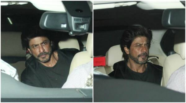 salman khan party, sharukh salman party, shah rukh attends salman party, shah rukh khan salman khan, srk meets salman, srk salman party, shah rukh dear zindagi, salman khan party srk, salman party shahrukh, srk salman news, salman srk enemies, bollywood updates, indian express, indian express news