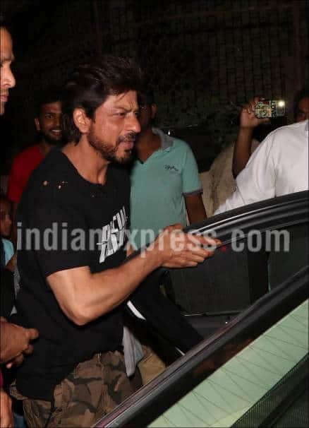 Shah Rukh Khan, Dear Zindagi, Dear Zindagi shoot, Dear Zindagi srk, Dear Zindagi film