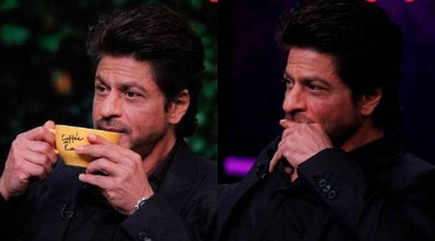 shah rukh khan, koffee with karan