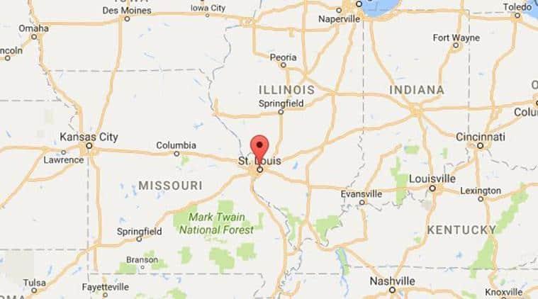 St Louis, St Louis shooting, US shooting, St Louis police, St Louis police officer, police officer shot, US police officer shot, world news