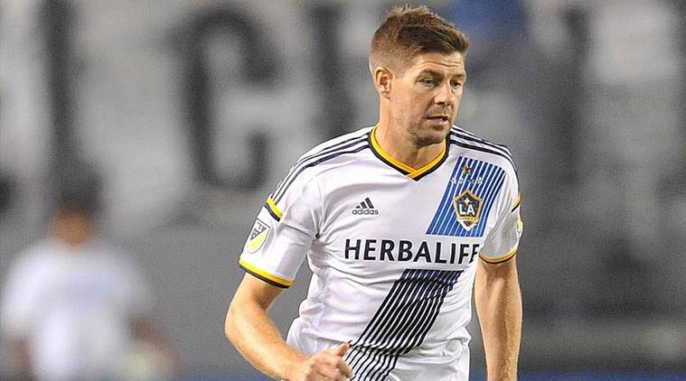 Steven Gerrard, Gerrard, Steven Gerrard LA Galaxy, LA Galaxy, Football news, Major League Soccer, Football