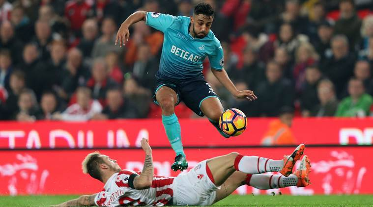 stoke city vs swansea, swansea vs stoke city, stoke vs swansea, premier league, premier league results, football news, football