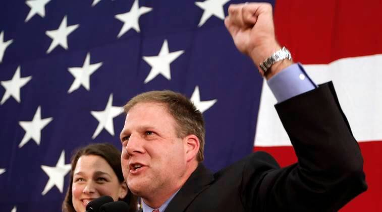 Chris Sununu, Chris Sununu youngest US governor, youngest governor, Republican Chris Sununu, latest news, latest US news