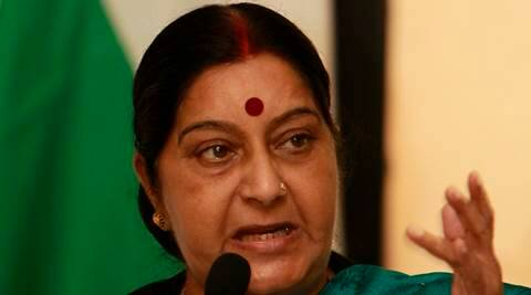 Sushma Swaraj well within her right to attack Amazon on national flag issue
