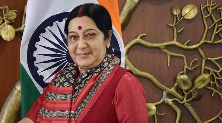 sushma swaraj, ministry of external affairs, qatar, supreme court, indians abroad, indians on death sentence abroad, qatar supreme court, indian envoy to qatar, congress mla, sushma swaraj twitters account, tamil nadu, nanguneri, india news,