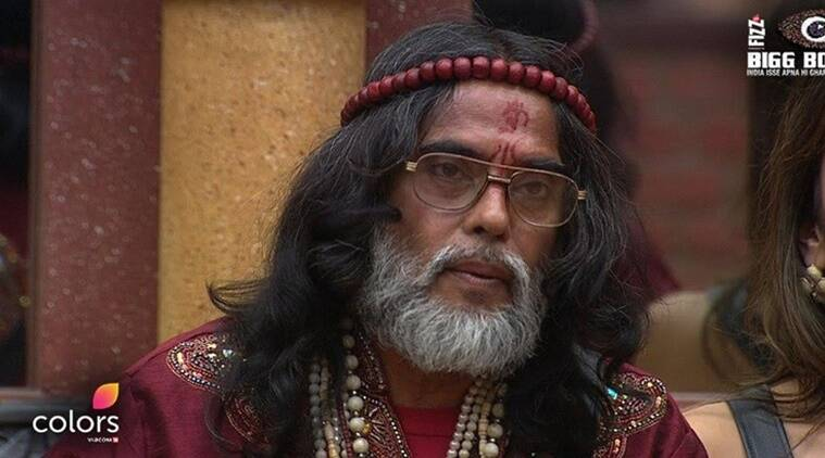 Swami om police case, swami om non-bailable warrant, Swami om court case, swami om eviction, swami om, swami om bigg boss 10, bigg boss 10 news, bigg boss 10 updates, bigg boss 10, television news, entertainment news, indian express news, indian express