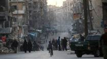 Syria army seizes new rebel district in Aleppo: Monitor