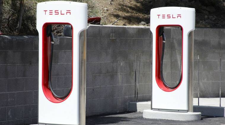 Tesla, Tesla fast charging stations, Tesla unlimited free charging, Tesla stops free charging, Tesla model 3, Tesla supercharging stations, Tesla new charging fees, gadgets, technology, technology news