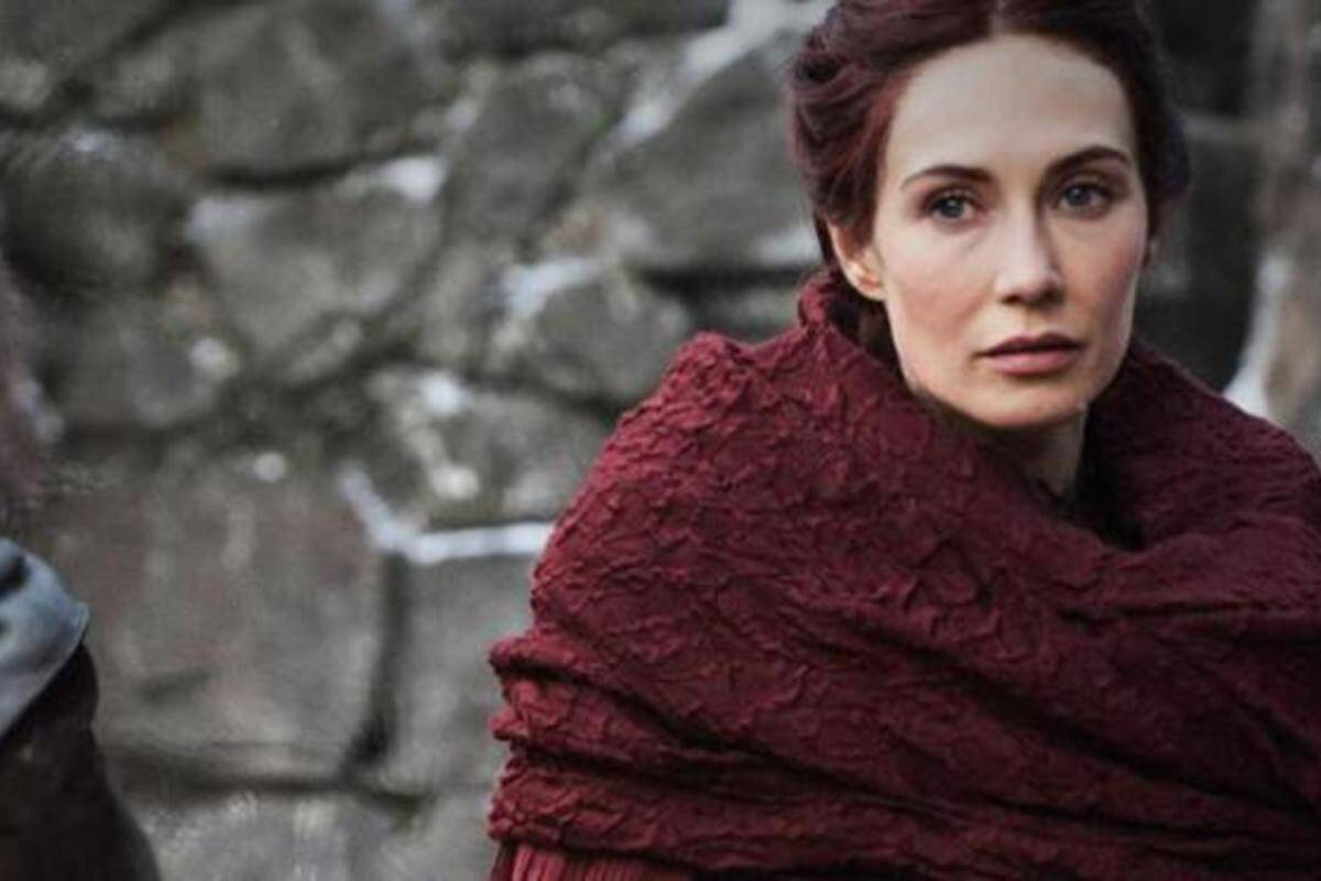 Game Of Thrones, red woman