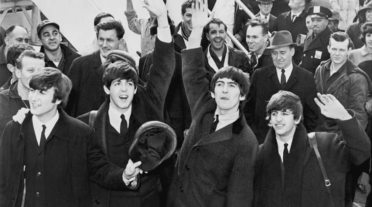 beatles, john lennon, john lennon letter, beatles break up, beatles break up letter, paul mccartney, Linda McCartney, lennon Linda McCartney letter, lennon sold sold auction, latest news, indian express