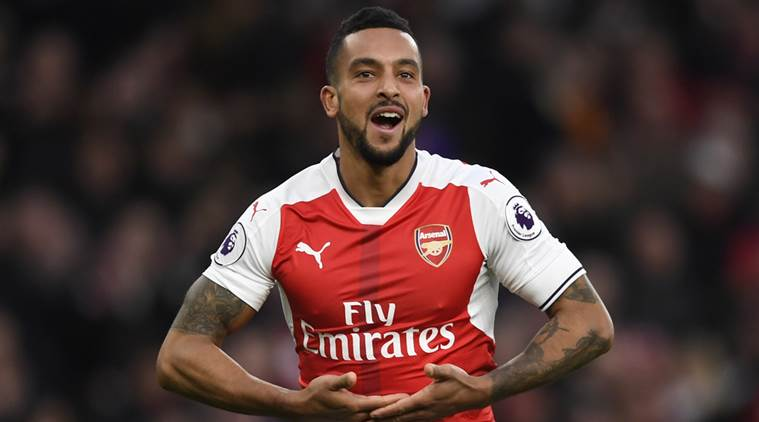 Theo Walcott, Walcott, Walcott Arsenal, Arsenal, Premier League, Premier League standings, Walcott goals, Football news, Walcott wife, Football