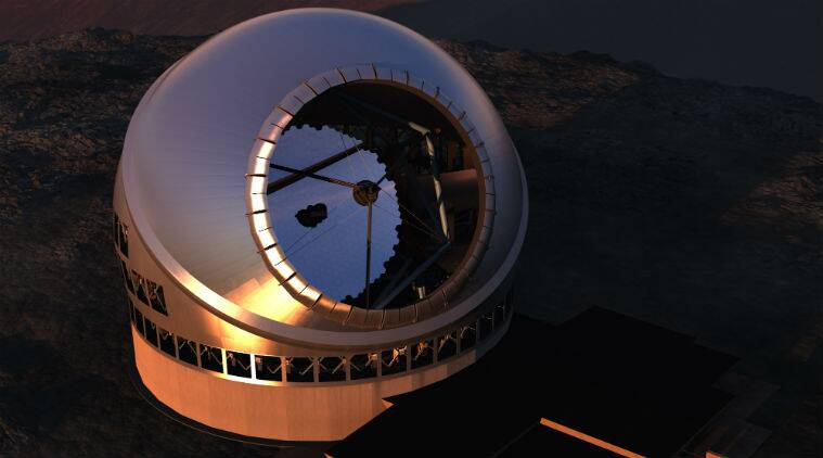Thirty meter telescope, worlds largest telescope, biggest telescope, hawaii, canary island, international observatory, new telescope, worlds biggest telescope, science, science news