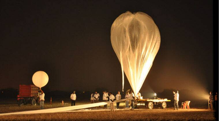 TIFR, tata institute of fundamental research, department of atomic energy, isro, scientific balloons, high altitude research, balloon experiments hyderabad, science, science news